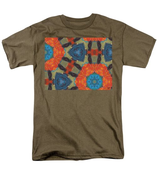 Dreamcatcher II Men's T-Shirt  (Regular Fit) by Maria Watt