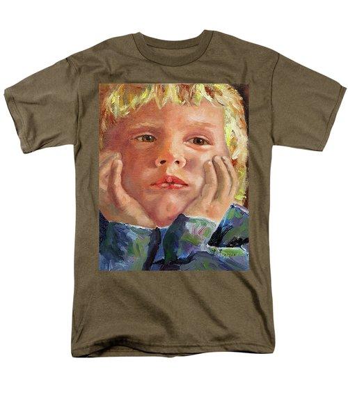 Dreamer Men's T-Shirt  (Regular Fit) by Janet Garcia
