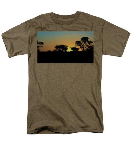 Dreams Of Namibian Sunsets Men's T-Shirt  (Regular Fit) by Ernie Echols