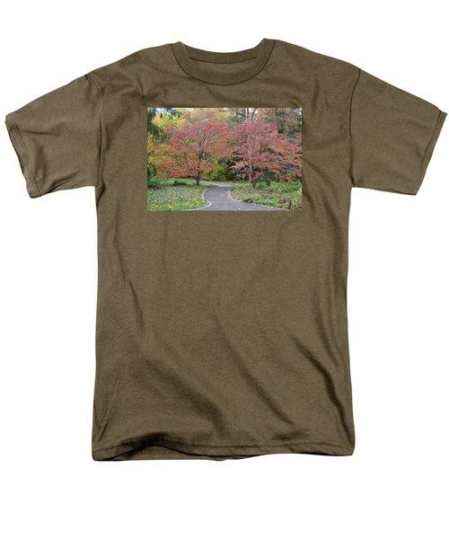 Men's T-Shirt  (Regular Fit) featuring the photograph Dreamwalk by Deborah  Crew-Johnson