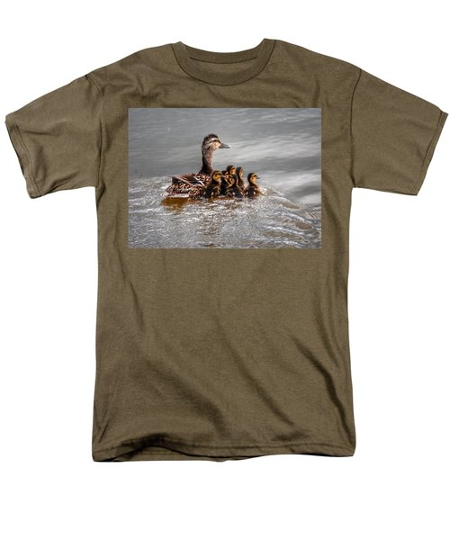 Ducky Daycare Men's T-Shirt  (Regular Fit) by Sumoflam Photography