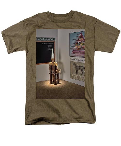Dunce Men's T-Shirt  (Regular Fit) by Mark Fuller
