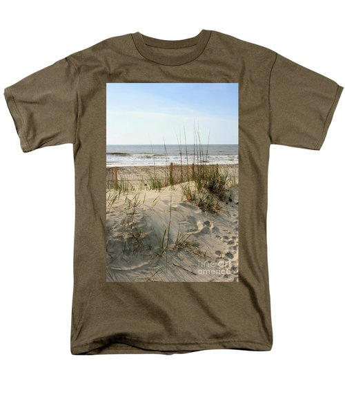 Dune Men's T-Shirt  (Regular Fit) by Angela Rath