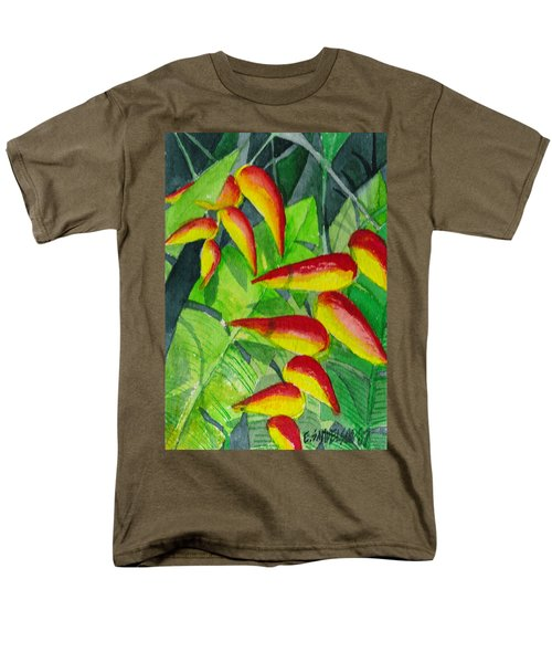 Dynamic Halakonia Men's T-Shirt  (Regular Fit) by Eric Samuelson