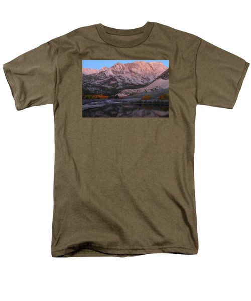 Early Morning Light At North Lake In The Eastern Sierras During Autumn Men's T-Shirt  (Regular Fit) by Jetson Nguyen