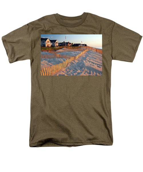 Early Morning On The Shore Men's T-Shirt  (Regular Fit)