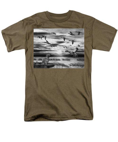 Early Morning Men's T-Shirt  (Regular Fit) by Peter Piatt