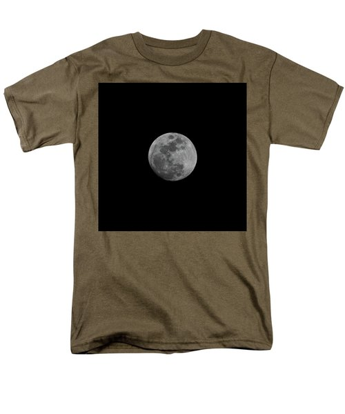 Early Spring Moon 2017 Men's T-Shirt  (Regular Fit) by Jason Coward