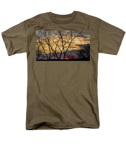 Early Spring Sunrise Men's T-Shirt  (Regular Fit)