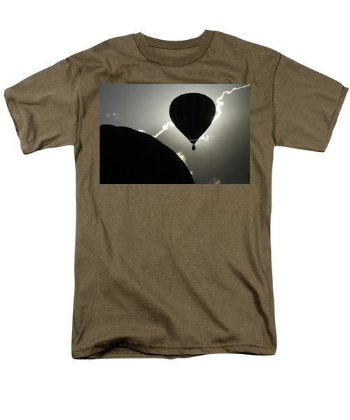 Men's T-Shirt  (Regular Fit) featuring the photograph Eclipse by Marie Leslie
