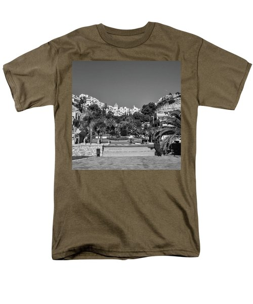 El Capistrano, Nerja Men's T-Shirt  (Regular Fit) by John Edwards