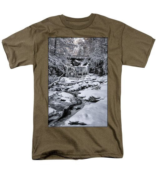 Elakala Falls Men's T-Shirt  (Regular Fit)