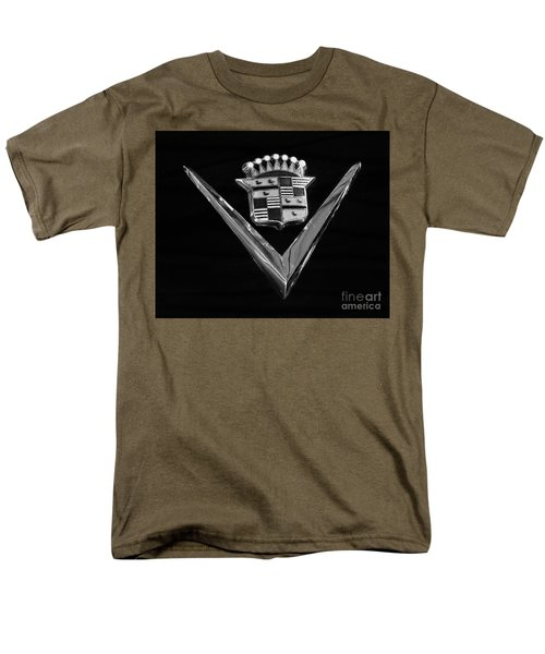 Men's T-Shirt  (Regular Fit) featuring the photograph Eldorado V Monotone by Dennis Hedberg