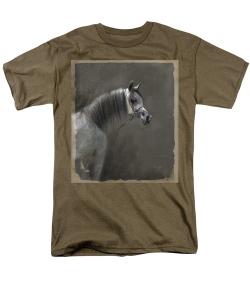 Men's T-Shirt  (Regular Fit) featuring the digital art Elegance  by Dorota Kudyba