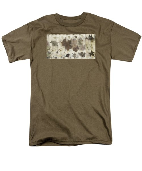 Elements Of Autumn Men's T-Shirt  (Regular Fit) by Carolyn Doe