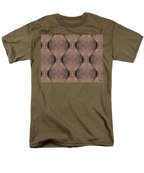 Elephant Skin Men's T-Shirt  (Regular Fit) by Maria Watt