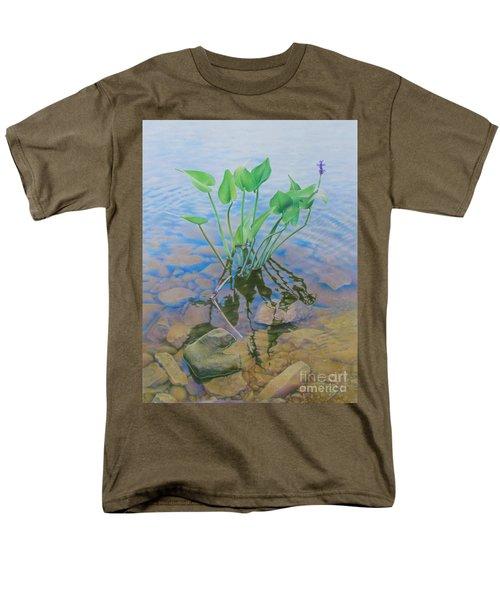 Ellie's Touch Men's T-Shirt  (Regular Fit) by Pamela Clements