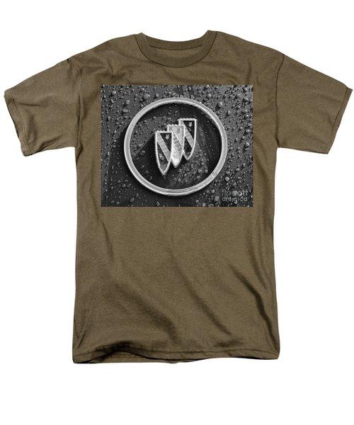 Men's T-Shirt  (Regular Fit) featuring the photograph Emblem Mono by Dennis Hedberg