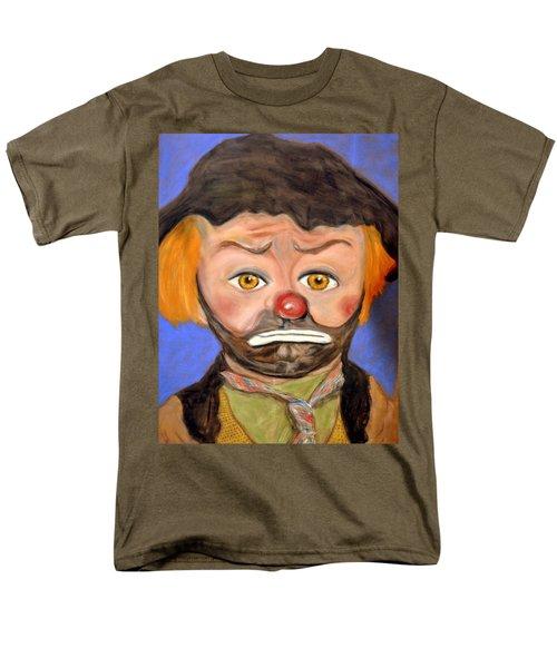 The Clown  Men's T-Shirt  (Regular Fit) by Antonia Citrino