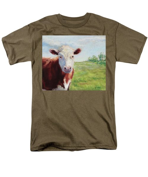 Emmett Men's T-Shirt  (Regular Fit)