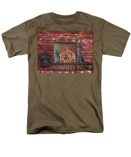 Enchanting Fire Men's T-Shirt  (Regular Fit) by Michael Daniels