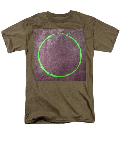 Men's T-Shirt  (Regular Fit) featuring the digital art Enso 2017-21 by Julie Niemela
