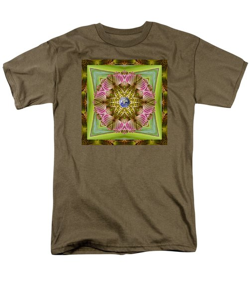 Men's T-Shirt  (Regular Fit) featuring the photograph Epicenter by Bell And Todd