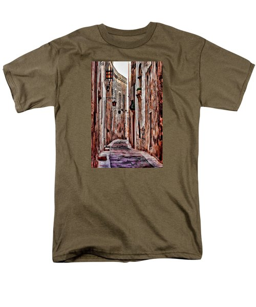 Etched In Stone Men's T-Shirt  (Regular Fit)