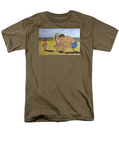 Men's T-Shirt  (Regular Fit) featuring the painting Eternal Offering by Betty Pieper