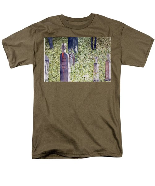 Eternity In Hoonah Men's T-Shirt  (Regular Fit) by Larry Wright