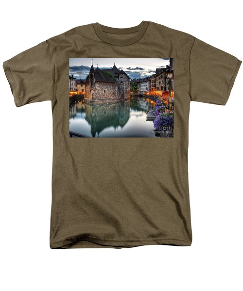 European Beauty 2 Men's T-Shirt  (Regular Fit) by Rod Jellison