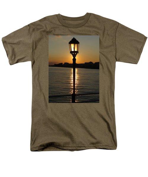 Evening Light Men's T-Shirt  (Regular Fit) by John Topman