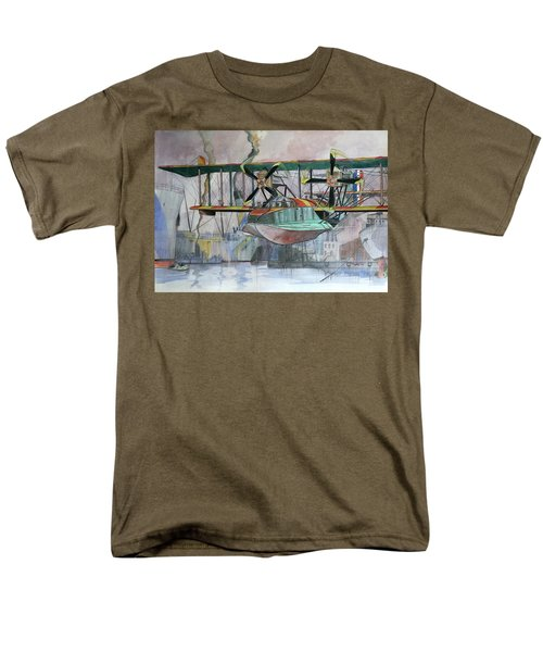 Evening Patrol Men's T-Shirt  (Regular Fit) by Ray Agius
