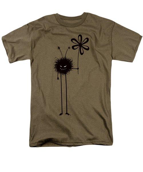 Evil Flower Bug Men's T-Shirt  (Regular Fit)