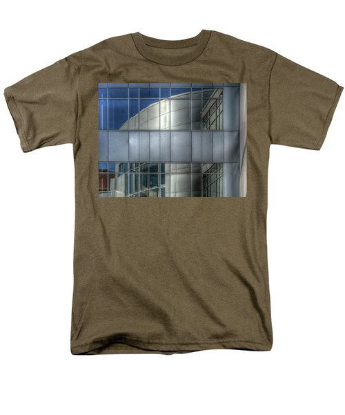 Exeter Hospital Men's T-Shirt  (Regular Fit) by Rick Mosher