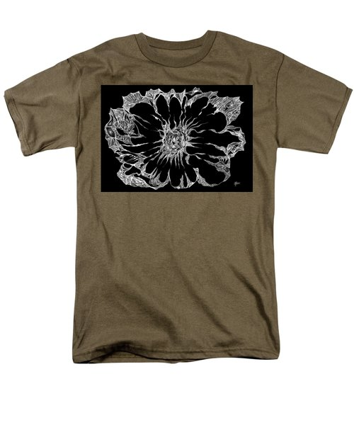 Expanded Consciousness Men's T-Shirt  (Regular Fit) by Charles Cater