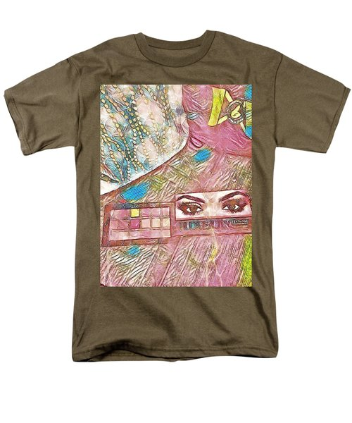 Eyes Men's T-Shirt  (Regular Fit) by Jason Lees
