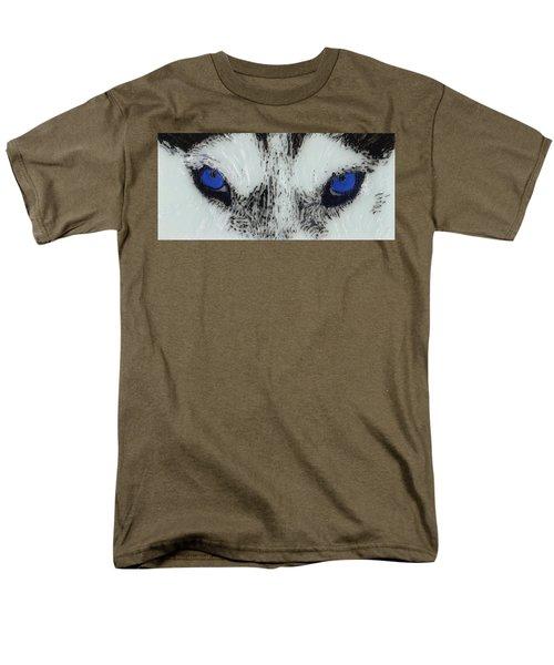 Eyes Of The Wild Men's T-Shirt  (Regular Fit)
