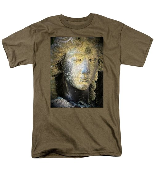 Face Of An Angel 10 Men's T-Shirt  (Regular Fit) by Maria Huntley