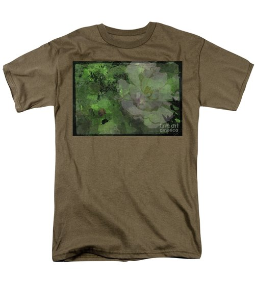 Men's T-Shirt  (Regular Fit) featuring the photograph Faded Rose by Kathie Chicoine