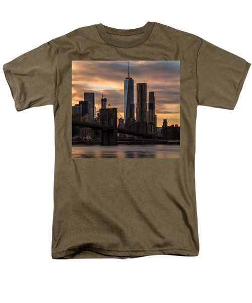 Fading Light  Men's T-Shirt  (Regular Fit) by Anthony Fields