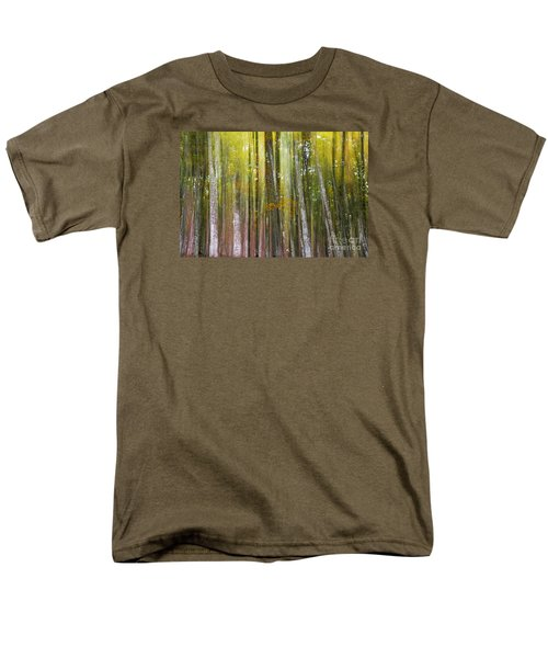 Men's T-Shirt  (Regular Fit) featuring the photograph Fairy Forest I by Yuri Santin