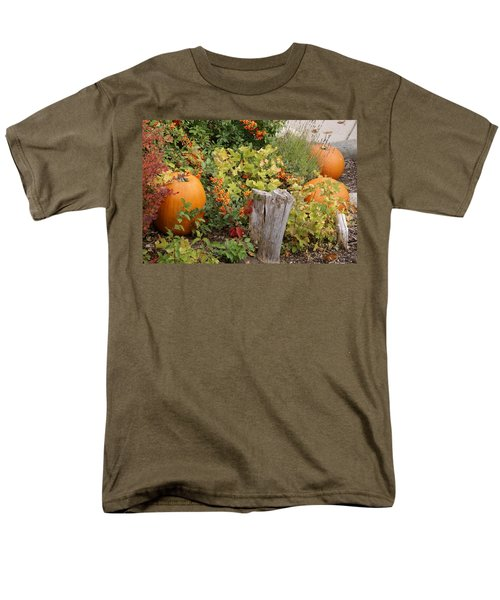 Fall Garden Men's T-Shirt  (Regular Fit)