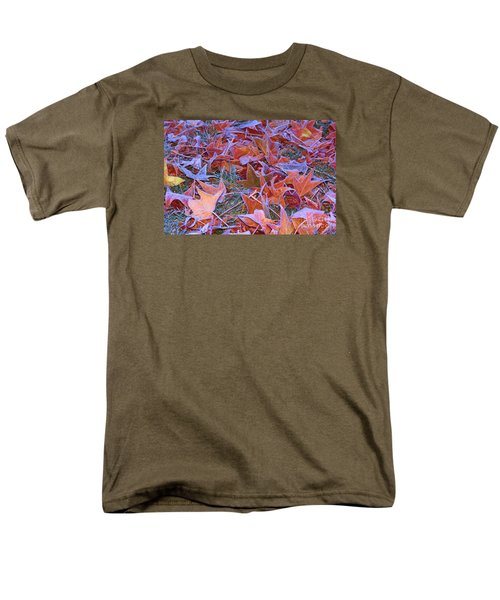 Men's T-Shirt  (Regular Fit) featuring the photograph Fall Into Winter by Patrick Witz