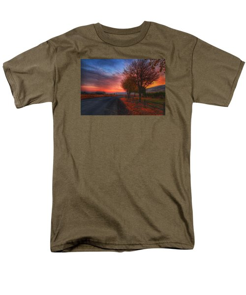 Fall Sunrise Men's T-Shirt  (Regular Fit)