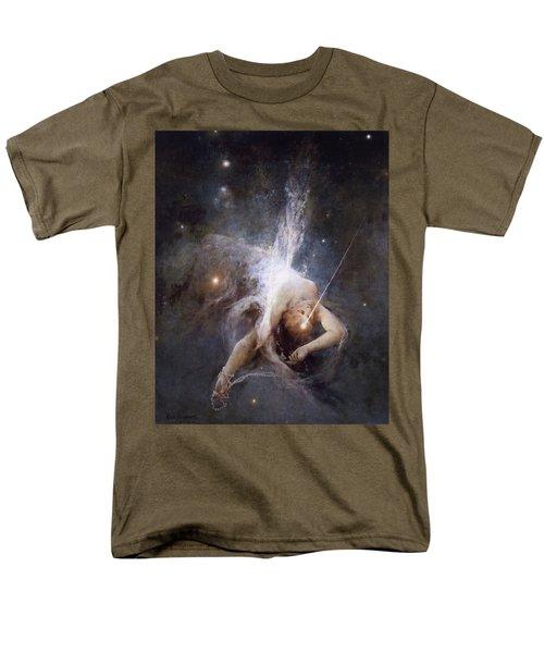 Falling Star Men's T-Shirt  (Regular Fit)