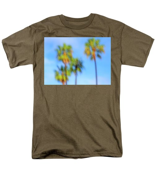 Family Of Four Men's T-Shirt  (Regular Fit)