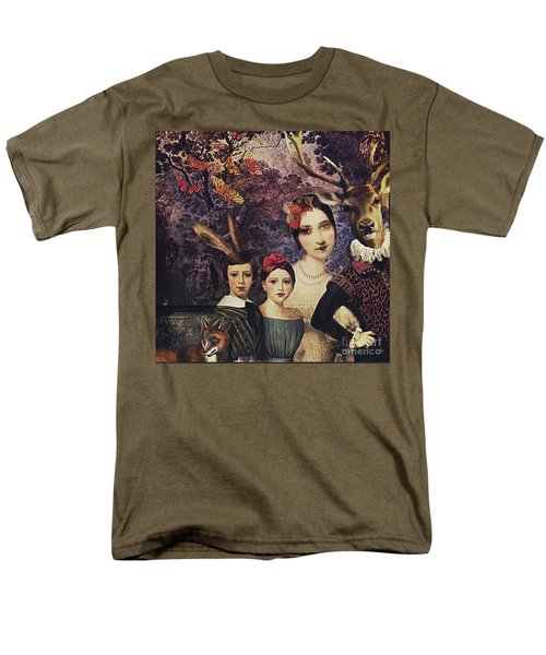 Family Portrait Men's T-Shirt  (Regular Fit) by Alexis Rotella