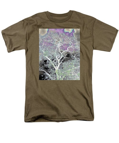 Family Tree Men's T-Shirt  (Regular Fit) by Jesse Ciazza