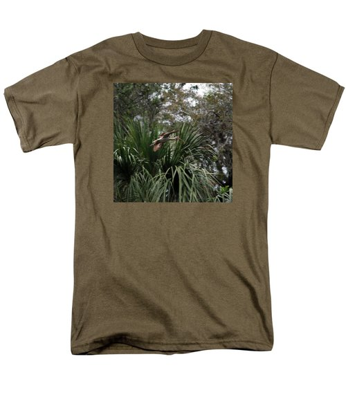 Feather 8-10 Men's T-Shirt  (Regular Fit) by Skip Willits